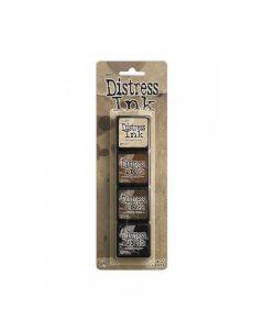 Tim Holtz Distress Ink Pads - Mini Kit 3