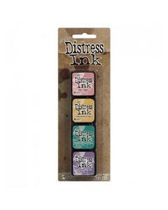 Tim Holtz Distress Ink Pads - Mini Kit 4