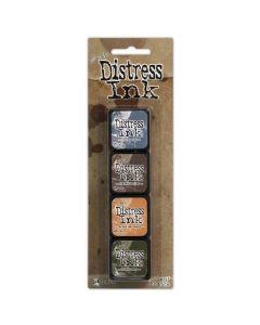 Tim Holtz Distress Ink Pads - Mini Kit 9
