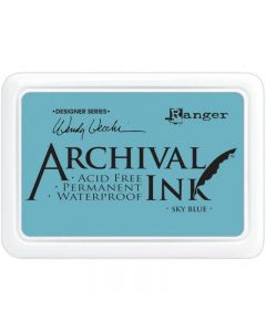 Wendy Vecchi Designer Series Archival Ink Pad - Sky Blue