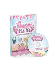 Crafter's Companion Sweet Treats PDF Papercrafting CD-ROM