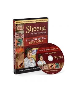 Sheena Douglass A Little Bit Oriental - Video CD-ROM