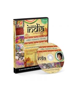 Sheena Douglass A Taste of India Video Resource CD-ROM