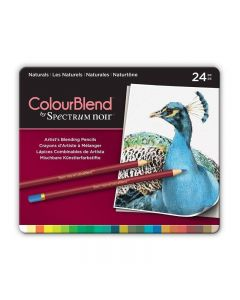 ColourBlend by Spectrum Noir 24 Pencil Set - Naturals