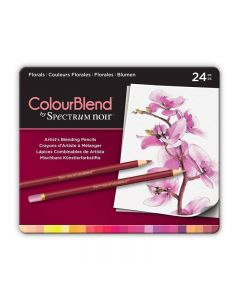 ColourBlend by Spectrum Noir 24 Pencil Set - Florals