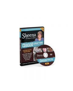 Sheena Douglass Messy Crafting with Sheena DVD - Volume 2