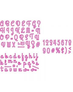 Diamond Press Whimsical Alphabet Collection