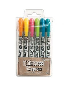 Tim Holtz Distress Crayons - Set 1