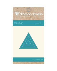 Diamond Press Nested Dies - Triangle