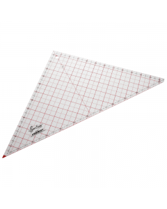 """Sew Easy Patchwork Triangle Template - 12.5"""""""