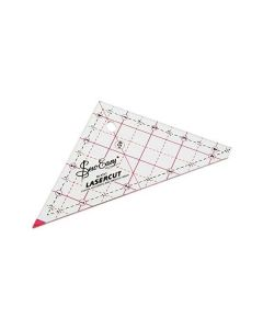 """Sew Easy Patchwork Triangle Template - 4.5"""""""