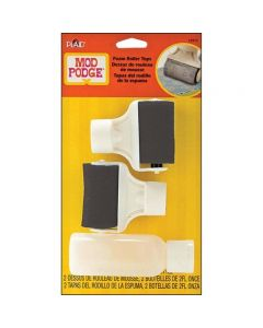 Mod Podge Foam Roller Tops 3pcs