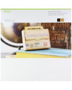 "Cricut 12"" x 12"" Sampler (20 Pack) - Kraft Board"