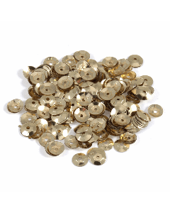 Groves and Banks 5mm Sequins Pack of 500 - Gold