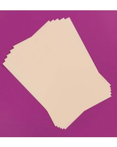 Craft UK 100 A4 Sheets Card - Ivory