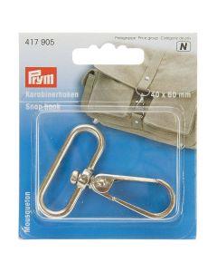 Prym Silver 40mm x 60mm Snap Hook