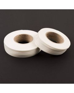 Crafter's Companion Double Sided Rolls of White Shaker Foam – 12 Rolls