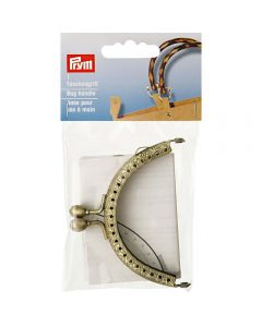 Prym Antique Brass Bag fastening - Lorena