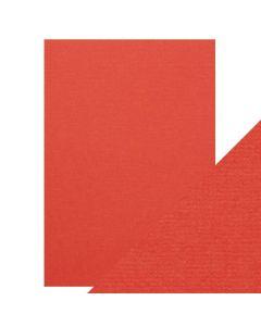 Tonic Studios Craft Perfect Classic Card - Rose Pink