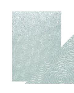 Tonic Studios Craft Perfect Handmade Paper - Iced Petals