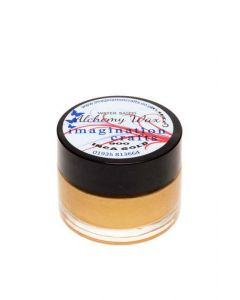 Imagination Crafts Alchemy Wax - Inca Gold