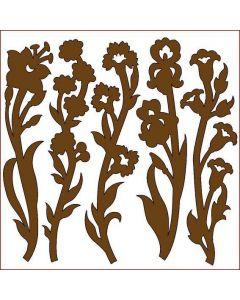 Imagination Crafts Magi-Cutz Tall Flowers