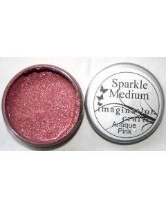 Imagination Crafts Sparkle Medium - Antique Pink
