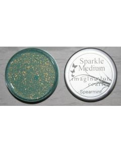 Imagination Crafts Sparkle Medium - Spearmint