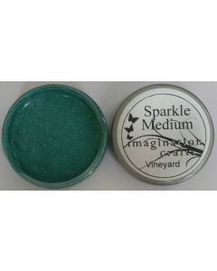 Imagination Crafts Sparkle Medium - Vineyard