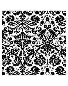 Imagination Crafts Art Stamps - Floral Backgroud