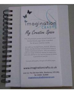 Imagination Crafts Planner Journal A5