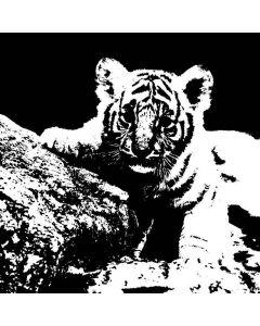 Imagination Crafts Art Stamps - Tiger