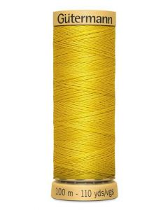 Gutermann 2T100C688 Natural Cotton Thread- 100m