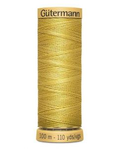 Gutermann 2T100C758 Natural Cotton Thread- 100m