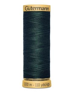 Gutermann 2T100C8113 Natural Cotton Thread- 100m