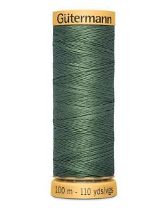 Gutermann 2T100C8724 Natural Cotton Thread- 100m