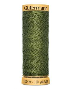 Gutermann 2T100C9924 Natural Cotton Thread- 100m
