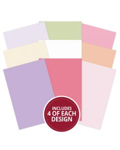 Hunkydory Pearl Bouquet - Adorable Scorable Cardstock