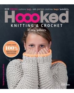 Hoooked Knitting and Crochet Book