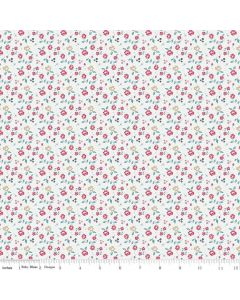 Riley Blake Someday Fabric - Roses Cream