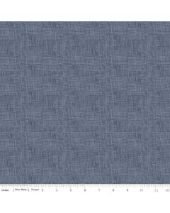 Riley Blake Edie Jane fabric - Sketch Navy