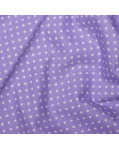 Rose and Hubble 100% Cotton Poplin - Lilac