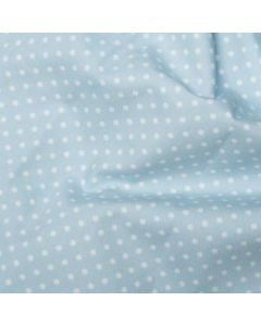 Rose and Hubble 100% Cotton Poplin - Powder