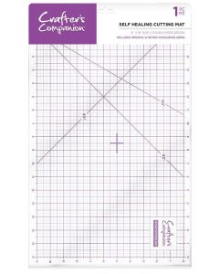 Crafter's Companion Cutting Mat - 12x18
