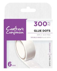 Crafter's Companion Glue Dots (6mm)
