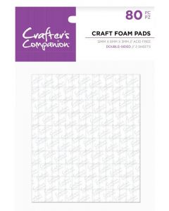 Crafter's Companion Foam Pads (12mm x 6mm x 3mm)