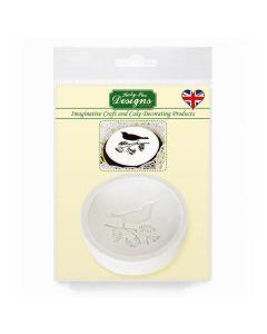 Katy Sue Designs Mould - Bird