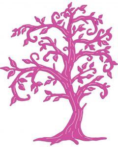 Sara Signature Enchanted Forest Metal Die - Everlasting Tree