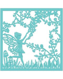 Sara Signature Enchanted Forest Metal Die - Fairy Dust