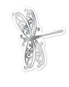 Gemini FOILPRESS Dragonfly Foil Stamp 'N' Cut Die Elements